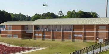 AUBURN UNIVERSITY TRACK AND SOCCER FACILITY